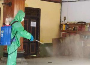 Jenis Produk dari Jasa Penyemprotan Disinfektan Bandung